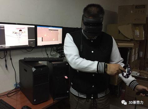 Improov3带你飞,是时候展示VR真正的技术了