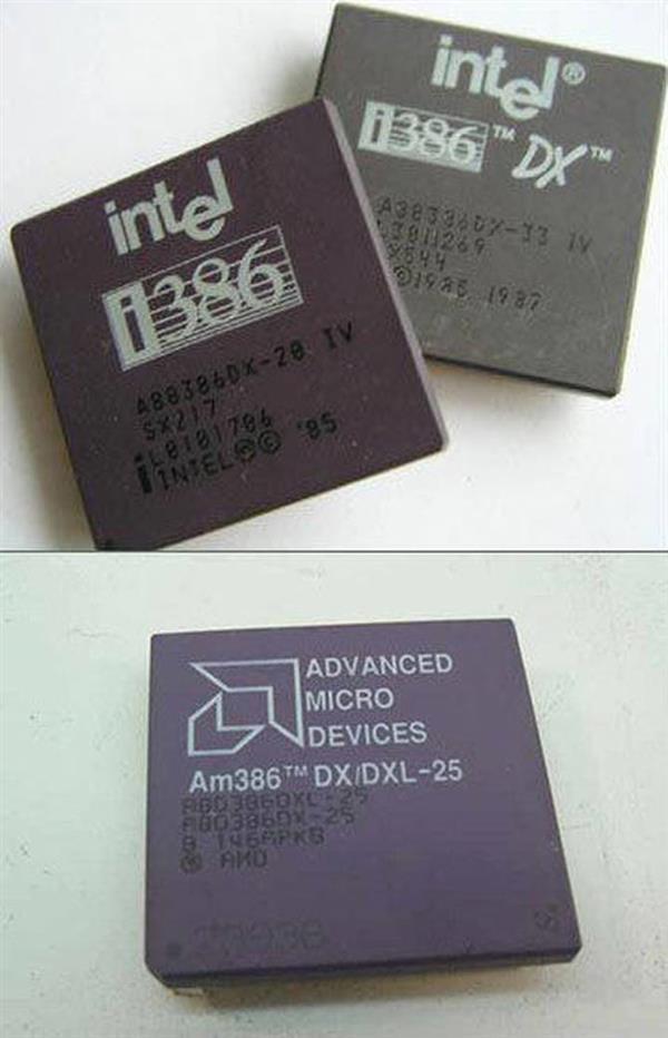 AMD/Intel处理器缠斗史:为创造伟大产品而生