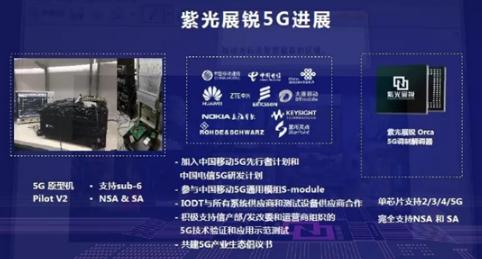 专访紫光展锐市场副总裁南明凯:2019年商用首款5G手机平台