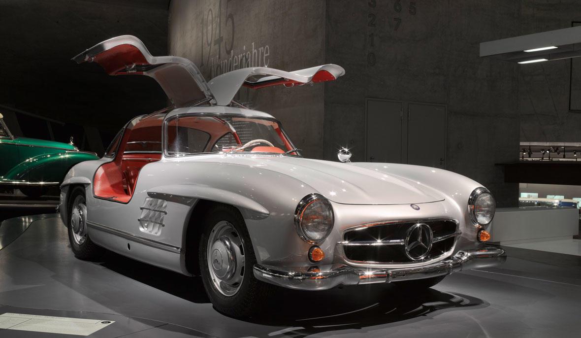 梅赛德斯-奔驰使用3D打印部件重启经典车型