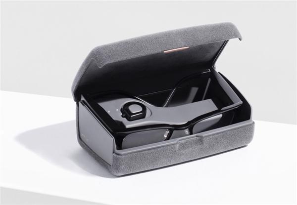 可定制的AR智能眼镜:视网膜投影/支持语音控制
