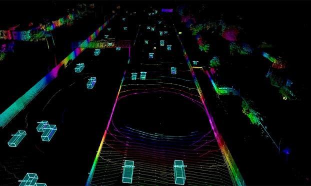 探测范围达250米 沃尔沃Luminar共同研发的激光雷达技术取得重大突破