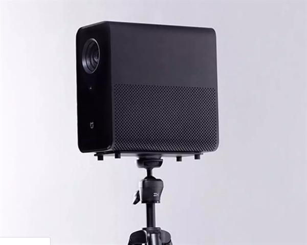 米家投影仪新配件:360°全方位投影支架