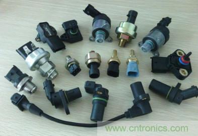 汽车传感器的特点及分类简介