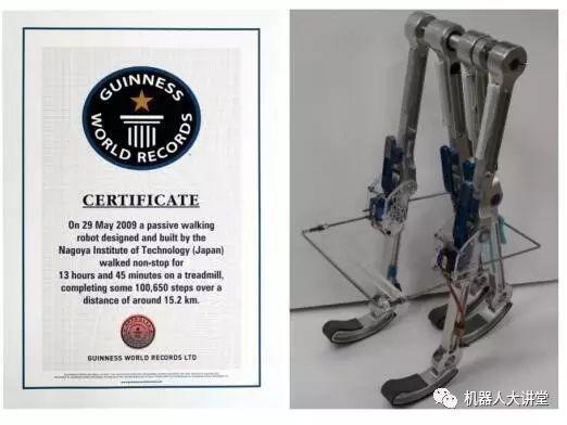 机器人日行十万步却无需动力源 完美的机械结构让你开始怀疑人生
