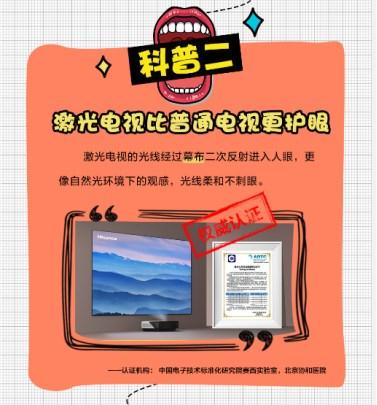 苏宁发布激光电视指南 3米客厅可享百吋大屏