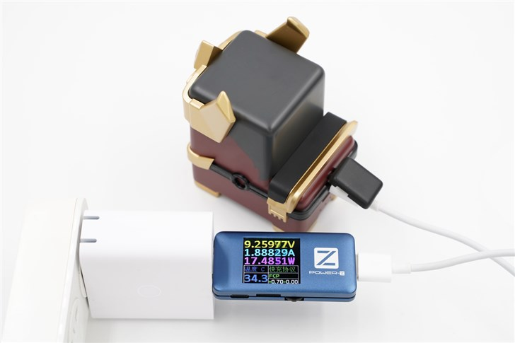 腾讯推出赤兔马USB PD快充移动电源 画风魔性!