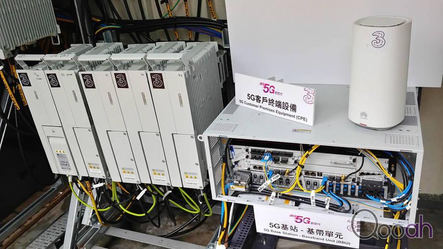 香港电信运营商3HK实测5G上网 速度稳定超越2Gbps