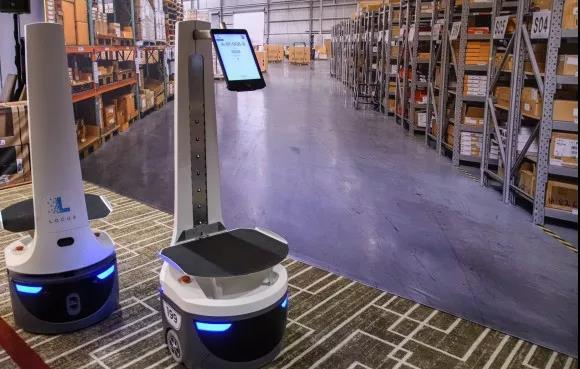 DHL投资3亿美元扩大仓库机器人规模