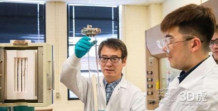 激光可以将3D打印技术提升到新的水平?
