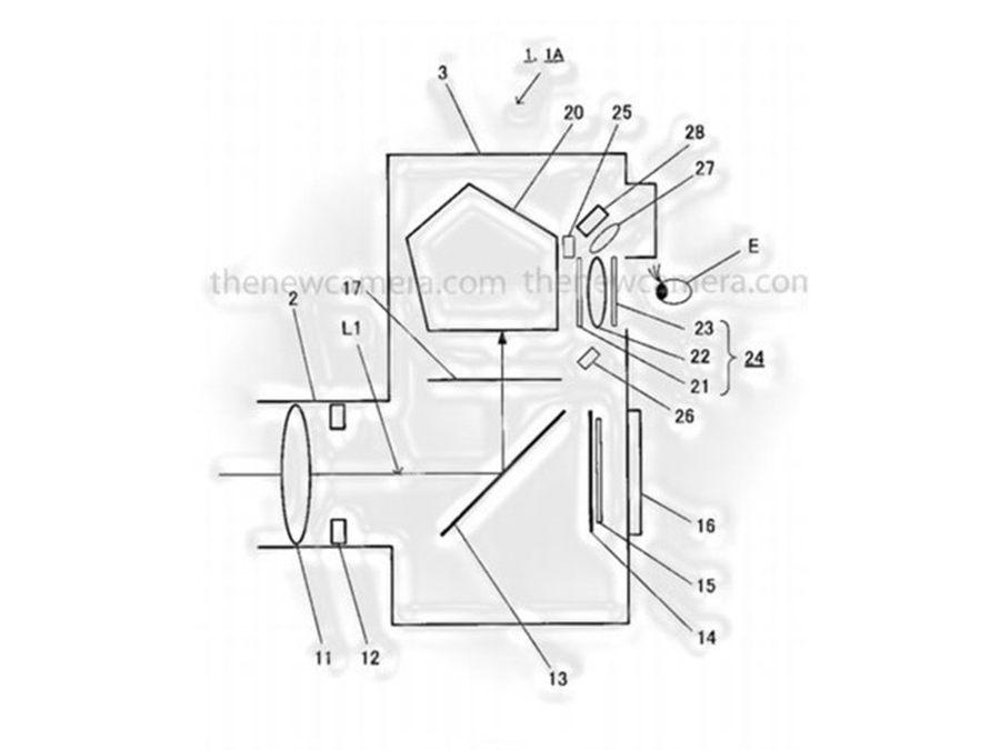 实用护眼功能 尼康公布新的智能光学取景器专利