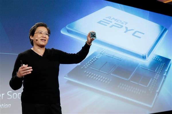 AMD EPYC份额明年可达5%:Intel 48核明年底量产