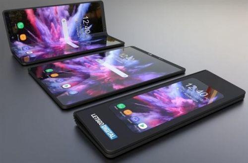 """大潮随即到来 手机行业将进入""""折叠""""时代"""