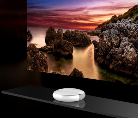 激光电视大屏幕家庭影音时代 长虹激光电视精彩为你而造