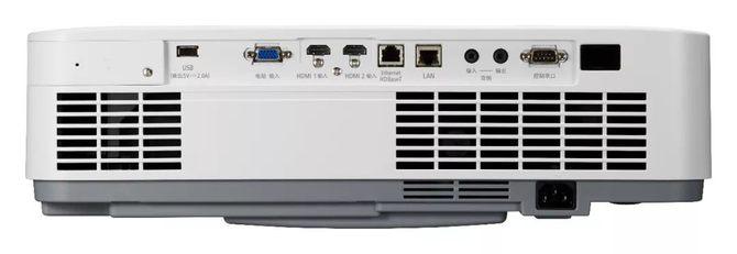"NEC""空·灵""系列激光投影机震撼上市"