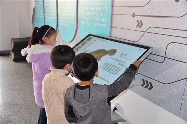数字化学校正式落地,创造创新力成为一道靓丽的风景线
