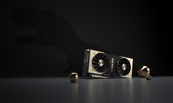 终极核弹!NVIDIA发布Titan RTX霸王龙显卡:比2080 Ti还强15%