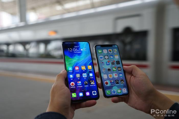 荣耀Magic2 VS iPhoneXS:网速大战谁胜谁负