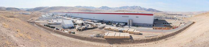 揭秘特斯拉超级电池工厂 这里是机器人的世界
