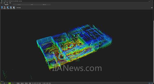 仙知机器人无反光板3D SLAM激光导航 引领智能运输未来