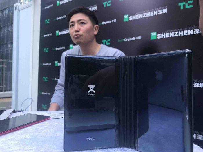 专访柔宇刘自鸿:不争朝夕,也迎风口