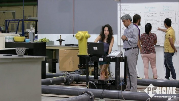 AI水听传感器系统问世 可检测细微管道泄漏