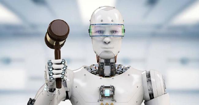 AI行业的终结 法律机器人开路者