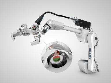 新型传感器技术用于现代机器人