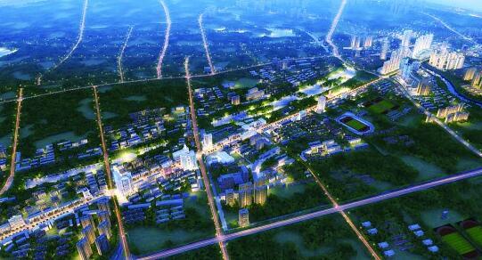 合肥芜湖路亮化提升工程方案发布 将打造华丽夜景