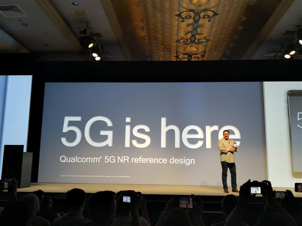 高通夏威夷举办技术峰会:5G is here