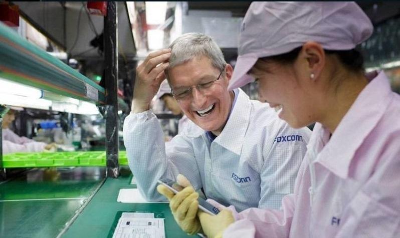 """咬不动的""""苹果""""和被牵连的""""富士康们"""""""