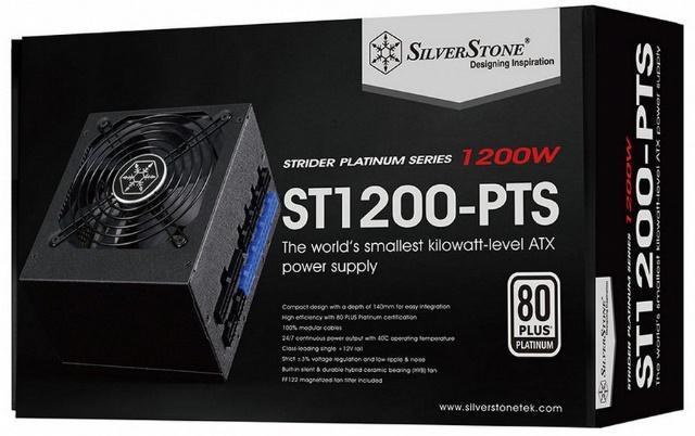 号称世界上最小的千瓦级PC电源来了 厚度仅为14cm