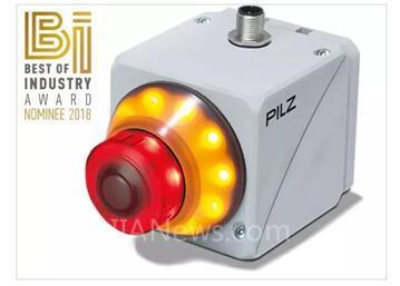 适用于智能制造的急停装置PITestop active