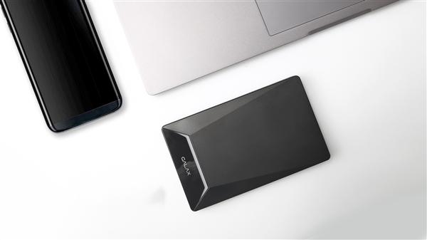 480GB 499元!影驰首款移动SSD开卖