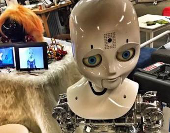 颠覆性技术将爆发 机器人新闻播报