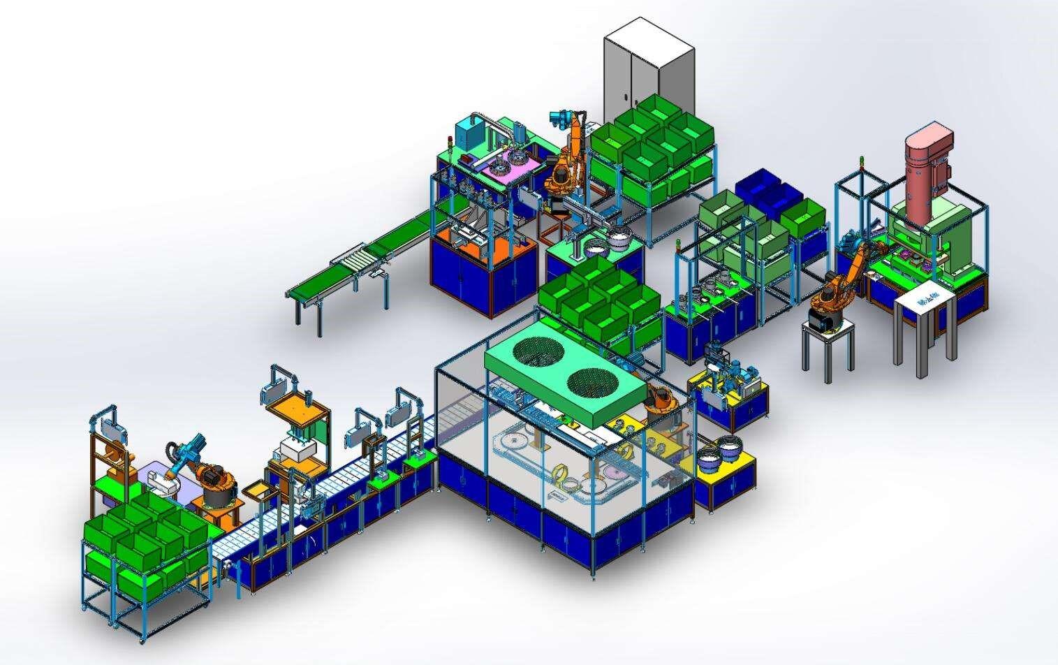 你的工厂实现柔性生产了吗?