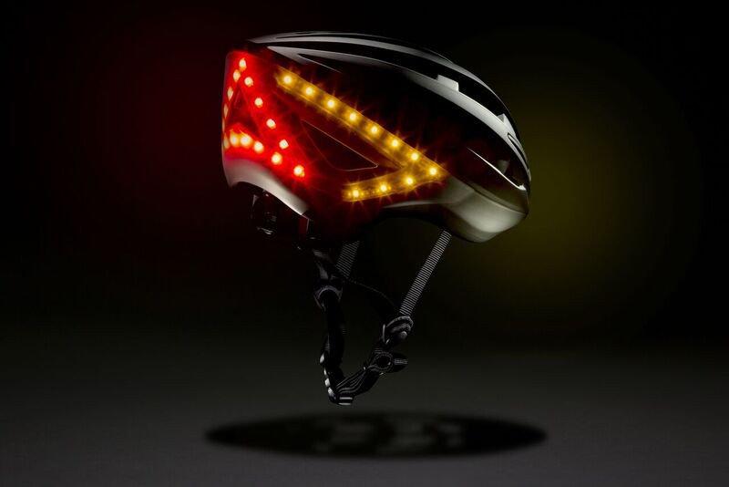 Lumos智能单车头盔入选《时代杂志》年度50个最佳发明