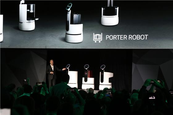 LG年底重组 新添机器人及自动驾驶汽车部门