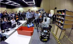 亚马逊秘密进军分拣机器人领域 希望未来替代人类员工