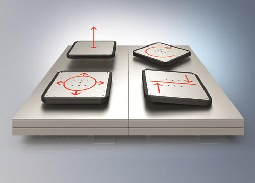 倍福推出XPlanar平面磁悬浮输送系统