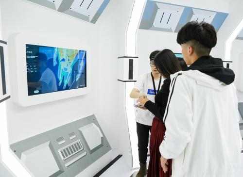 腾讯医疗健康新科技亮相 就诊全流程智慧升级