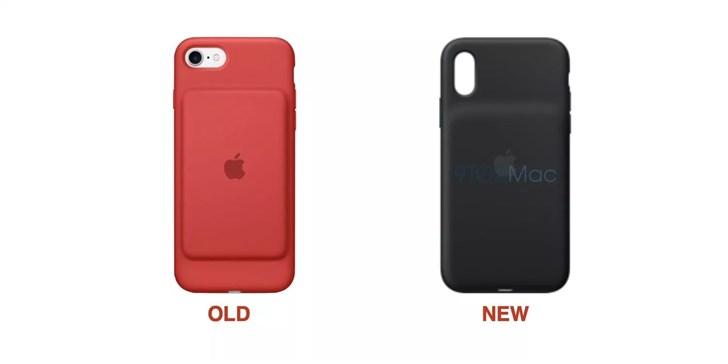 苹果新智能电池壳共有三款:电池更大,年底发售?
