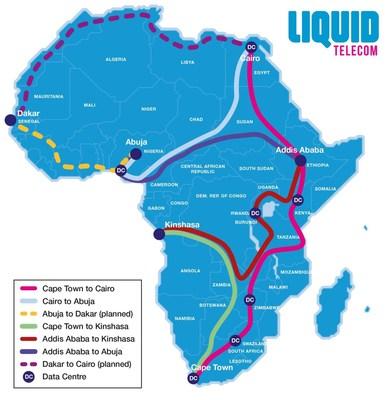 Liquid Telecom将对埃及网络基础设施和数据中心进行80亿埃及镑投资