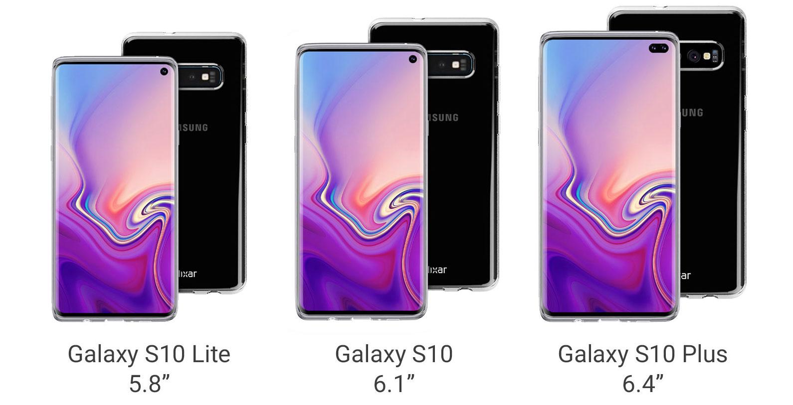 根据之前的消息,三星Galaxy S10系列将会在明年2月于巴塞罗那举行的的MWC大展上发布。据称,其将会分为S10 Lite、S10、S10+(以及S10+ 5G版本)等机型。  12月13日早晨,