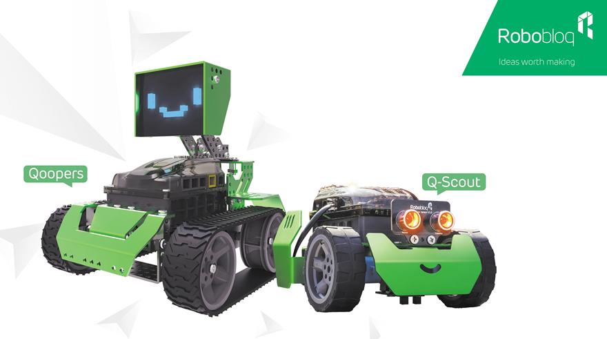 为STEM机器人教育提供解决方案 魔块智能获千万级Pre-A轮融资