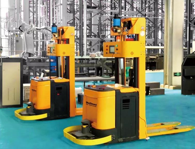 兰剑物流科技:偌大的物流方案商为何要自主开发AGV设备?
