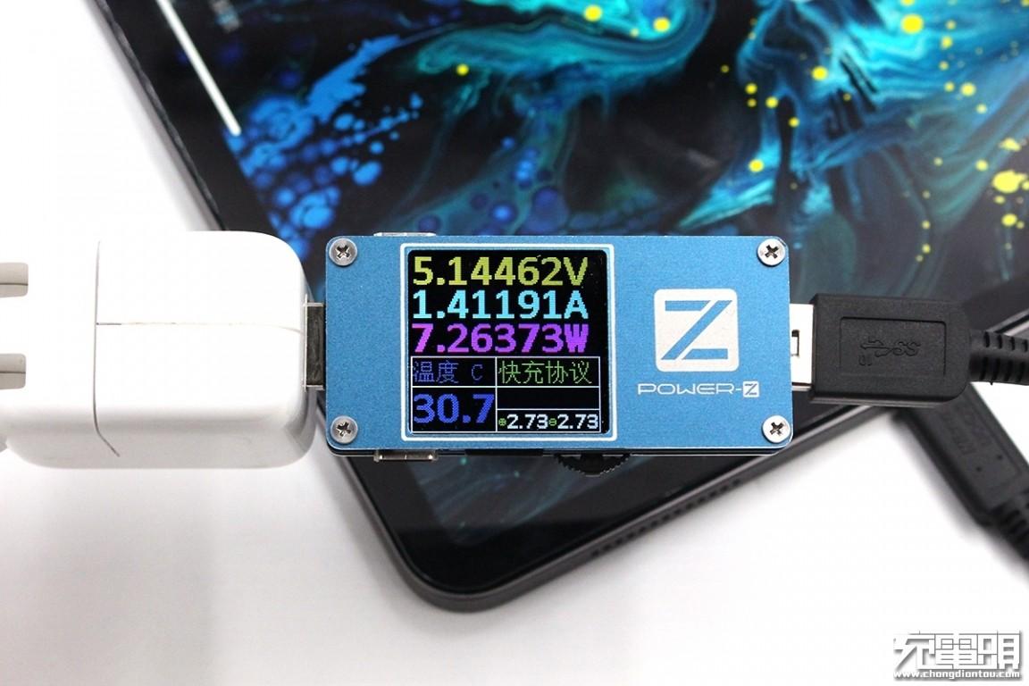 你的充电器能喂饱新iPad Pro吗?新iPad Pro充电大对决