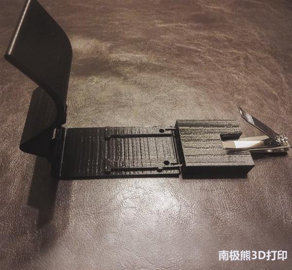 3D打印设计的小工具,辅助关节炎患者