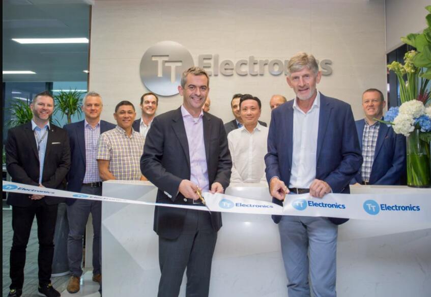 TT Electronics 在深圳设立研发设计中心
