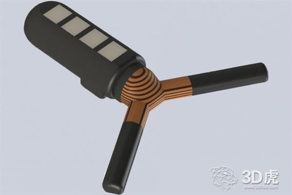 3D打印的智能药丸可以通过蓝牙释放药物
